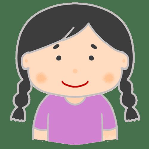 【様々な髪型】女性のイラスト
